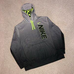 Nike Lacrosse Hooded Sweatshirt